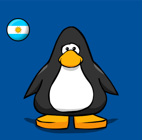 File:Argentina Flag on a Player Card.png