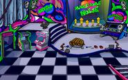 Dance-A-Thon Dance Lounge