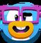 Emoji Nerd Face