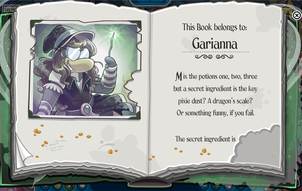 Garianna | Club Penguin Wiki | Fandom powered by Wikia