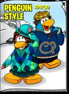 Penguin Style April 2009