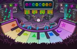 SoundStudio Party Pop Stage