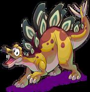 YellowStegosaurus