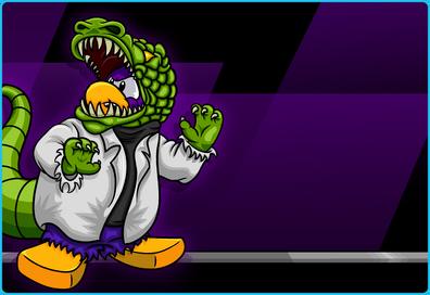 Character lizard