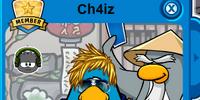 Ch4iz Tracker