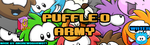 Puffle-O Army Banner