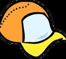 Orange Ball Cap