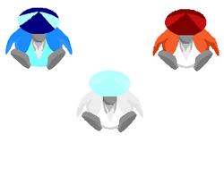 The Three Masters image