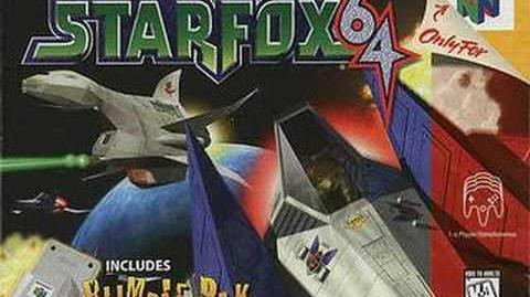 Star Fox 64 Soundtrack - Starwolf Theme