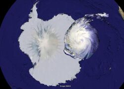 Hurricane Diana image