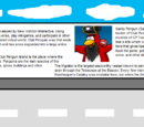 The Club Penguin Wiki Wall