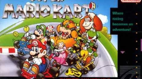 Super Mario Kart (SNES) - Rainbow Road Theme