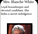 Mrs. Blanche White