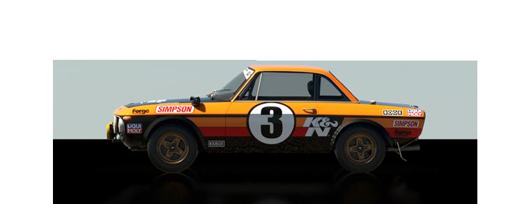Lancia Fulvia HF | Colin McRae Rally and DiRT Wiki ...