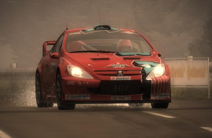 Dirt-Peugeot-307