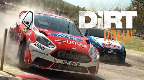 DiRT Rally World RX Update