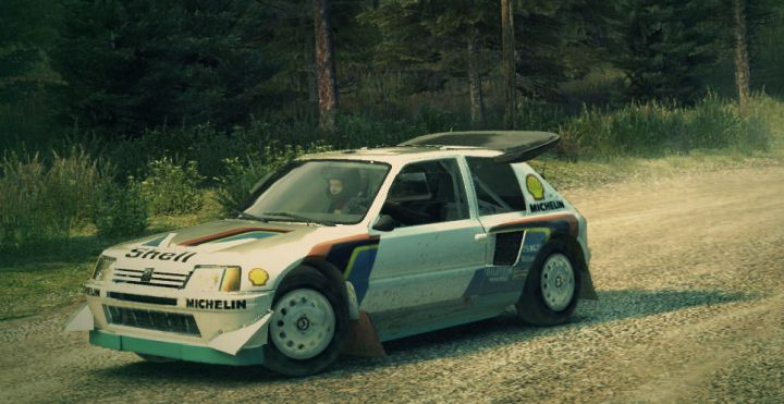 peugeot 205 t16 evo 2 colin mcrae rally and dirt wiki. Black Bedroom Furniture Sets. Home Design Ideas