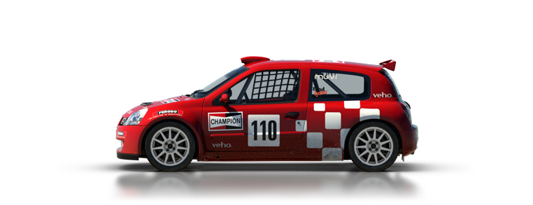 DiRT Rally Renault Clio S1600