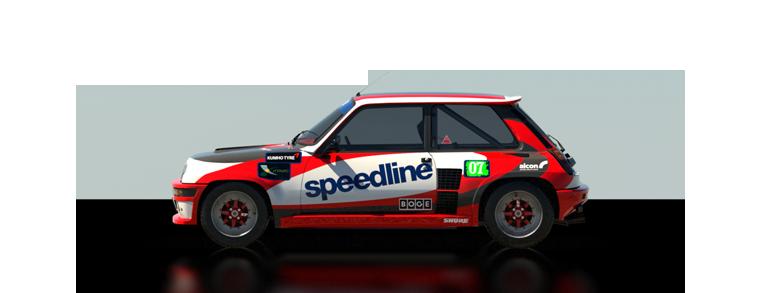 DiRT Rally Renault 5 Turbo