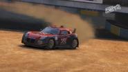 Pontiac Solstice GPX - Rallycross