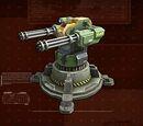 Gatling Cannon (Generals 2)