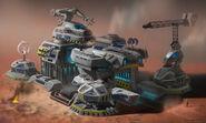 RA3 Allied Conyard Concept