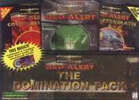 RA Domination Pack US cover