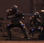 CNCT RAID Rifleman