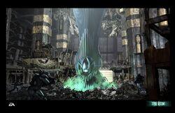 CNCT alienspike underworld