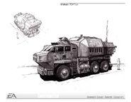 US POW Truck
