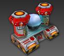 Tesla reactor (Red Alert iPhone)