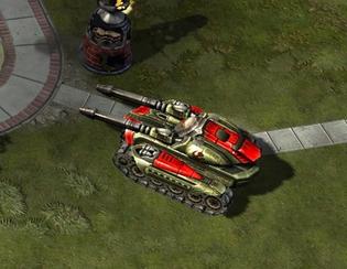 RA3 Beta Apocalypse Tank