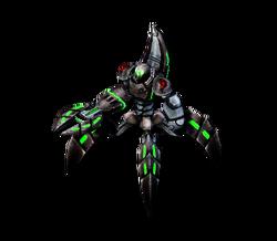 CNC4 Reaper Render