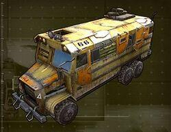 Battle Bus