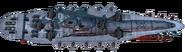 CNCTW Nod Battleship Top