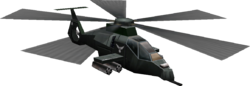 CNCG Comanche R