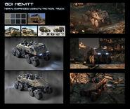 Hemtt vehicle conept by steve burg-d2xto5d
