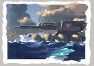 RAA Empire Cannon