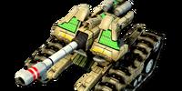 Spartan tank