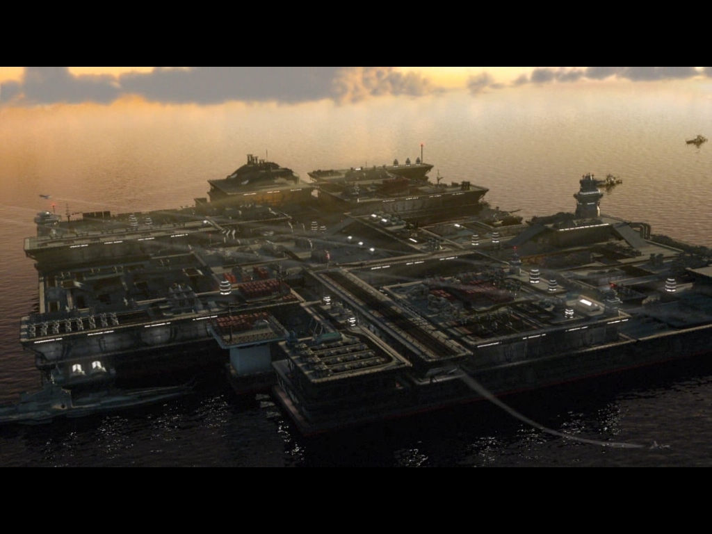 Floating Fortress Command And Conquer Wiki Fandom
