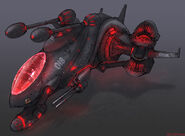 CNCTW Venom Concept Art 4