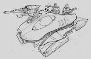 CNCTW Scorpion Tank Concept Art 6
