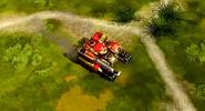 RA3 Hammer Tank In-game