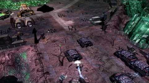 Command & Conquer 3 Kane's Wrath - Gameplay Trailer