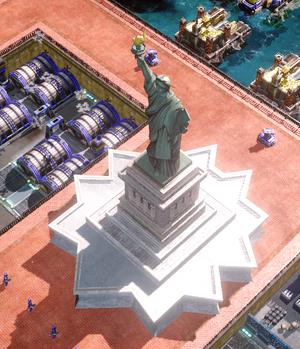 Liberty Big Apple