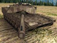 Red Alert - Medium Tank