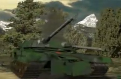 File:Heavy Tank destroyed in forest.png