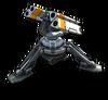 Gen2 EU Rocket Turret
