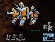 EU Recon Squad 01
