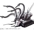 Hydra anti-personnel droid